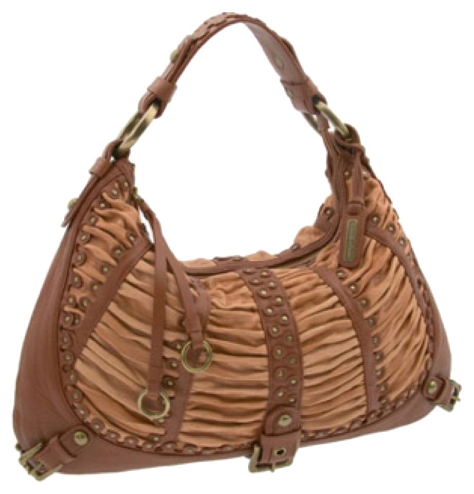 8a12fe0c3722 Isabella Fiore  shir Honor-audra  Brown Tan Leather Hobo Bag - Tradesy