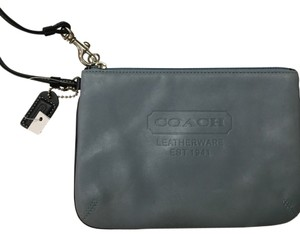 Coach Wristlet in Blue