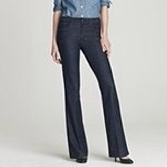 J.Crew Flare Pants Dark Wash