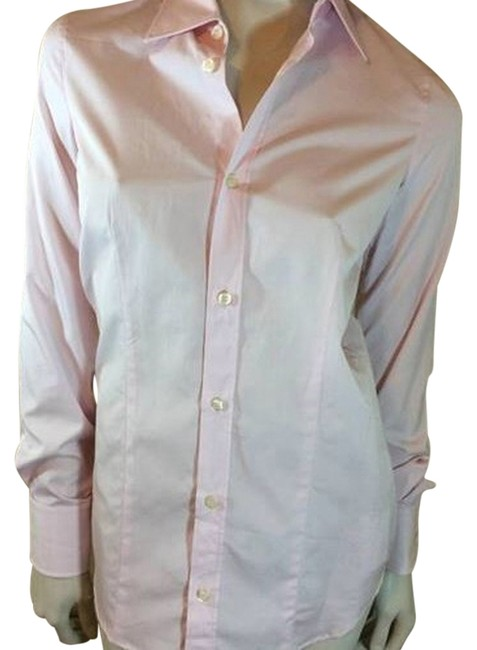 Preload https://img-static.tradesy.com/item/13564162/dsquared-light-pink-cotton-blouse-button-down-top-size-4-s-0-1-650-650.jpg