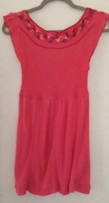 Anthropologie Knit Small Cotton Date Night Night Out Casual Tunic