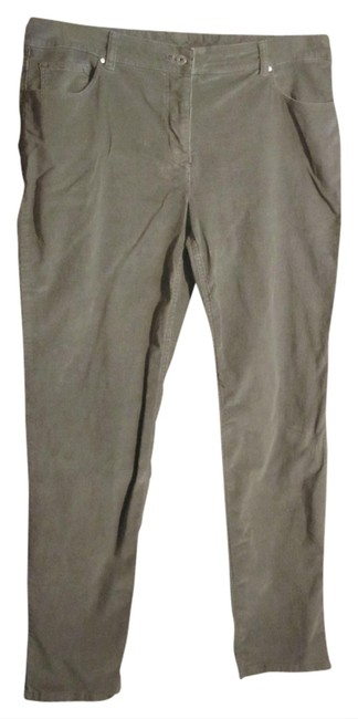 Liz Claiborne Skinny Pants Dark tan