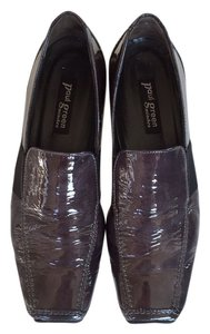 Paul Green Loafers Grey Flats