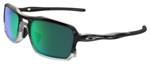 Oakley Oakley Rectangular Jade OO9266-02 Sunglasses