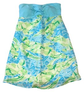 Lilly Pulitzer short dress Shorely Blue on Tradesy