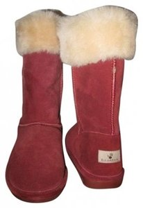 Bearpaw Red Boots