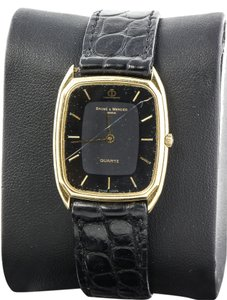 Baume & Mercier Vintage Baume Mercier 18k Gold Ladies Watch
