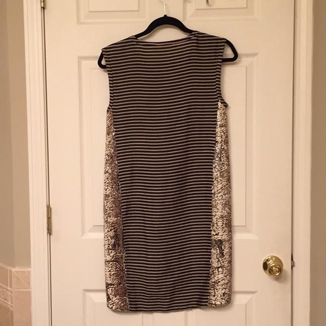 Rachel Roy short dress Navy stripes on Tradesy Image 1