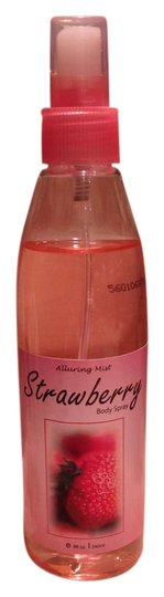 Alluring Mist Strawberry Body Spray by Alluring Mist - [ Roxanne Anjou Closet ]