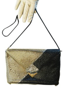Other Black, Gold & Silver Clutch