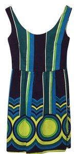 Julie Brown short dress Green on Tradesy