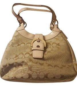 Coach New With Tags Leather Lining Hobo Bag