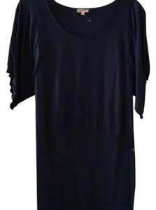 Generra short dress Blue on Tradesy