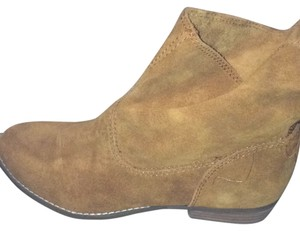 Dolce Vita Spring Cognac Boots