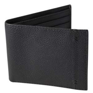 Banana Republic * Banana Republic Pebbled Leather Trifold Wallet