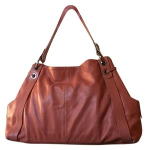 Kenneth Cole Leather Soft Shoulder Bag