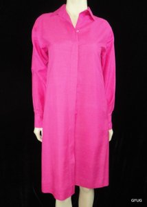 Halston short dress Pink Iii Pure Raw on Tradesy