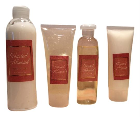 Body Luxuries Toasted Almond Body Collection - [ Roxanne Anjou Closet ]