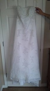 Madeline Gardner New York Morilee Wedding Dress
