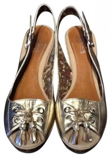 Preload https://img-static.tradesy.com/item/135694/sperry-gold-pewter-9596617-f-11-ch72-leather-upper-wedges-size-us-9-0-0-540-540.jpg