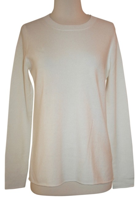 Preload https://img-static.tradesy.com/item/13569490/jcrew-snow-collection-cashmere-long-sleeve-t-shirt-sweaterpullover-size-10-m-0-1-650-650.jpg