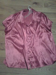 Cato Button Down Shirt Hot magenta