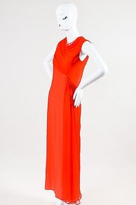 Red Maxi Dress by Vera Wang Collection