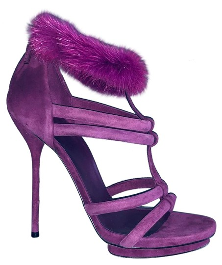 Preload https://img-static.tradesy.com/item/13570507/gucci-purple-violet-suede-mink-fur-trim-high-heel-sandals-size-eu-385-approx-us-85-regular-m-b-0-2-540-540.jpg