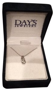 days Real Diamond Infinity Knot - Gorgeous!
