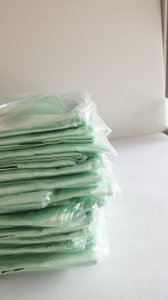 30 Mint Green Satin Table Runners- New
