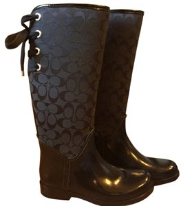Coach Tristee black Boots
