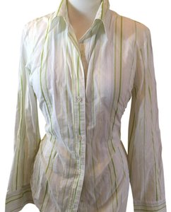 Banana Republic Button Down Shirt Mlti