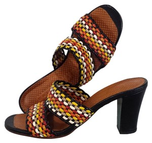 Chie Mihara Woven Sandals