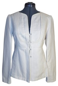 Banana Republic Spring ivory Jacket