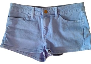 American Apparel Denim Shorts-Light Wash