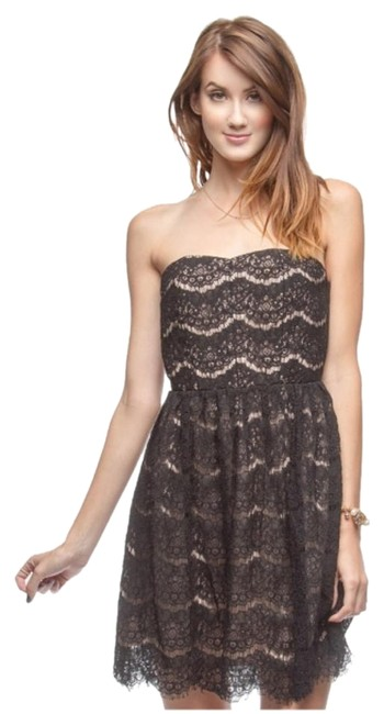 Ya Los Angeles A-line Party Strapless Dress Image 7