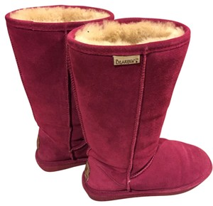 Bearpaw Pink Boots