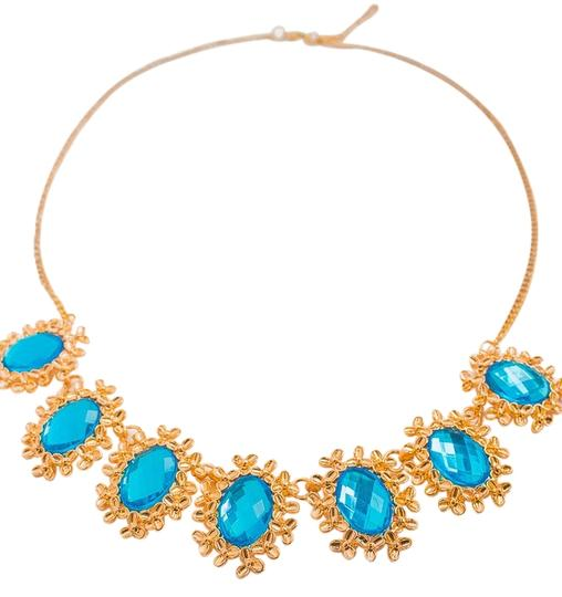 0 Degrees Trendy Statement Necklace !
