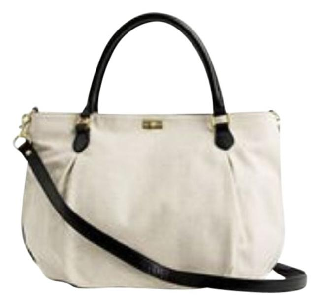Item - Handbag Brompton Cream Canvas Hobo Bag