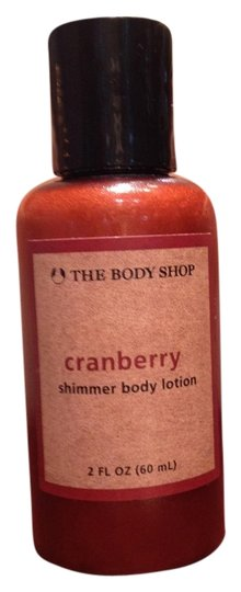 The Body Shop Cranberry Shimmer Body Lotion by The Body Shop - [ Roxanne Anjou Closet ]