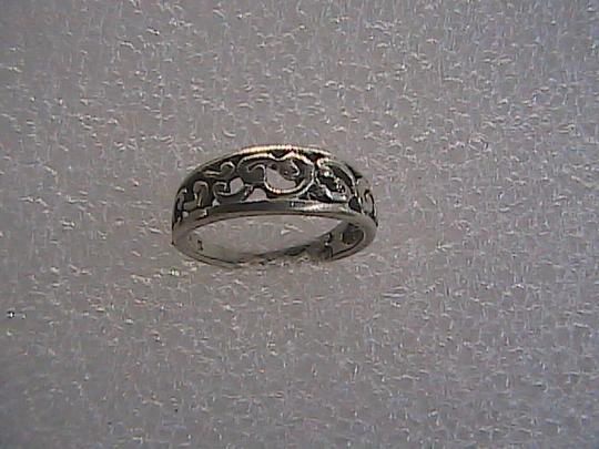 Other Vintage Swirl Band Ring (#108) Image 3