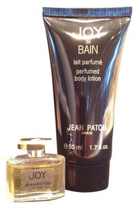 Jean Patou Joy Exquisite Miniature Eau de Toilette and Perfumed Body Lotion by Jean Patou