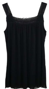 Anthropologie Top Black