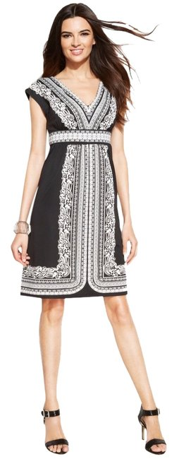 Preload https://item4.tradesy.com/images/inc-international-concepts-black-ancient-scrolls-night-out-dress-size-10-m-1357918-0-0.jpg?width=400&height=650