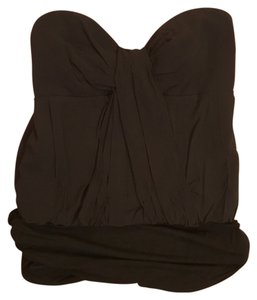 Nicole Miller Top Black