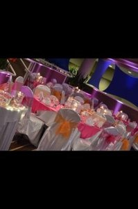 White 60 Satin Banquet Chair Covers In Other