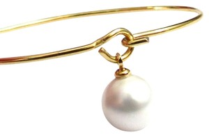 Elliot Francis genuine pearl bangle bracelet