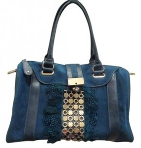 Nicole Lee Tote in Teal