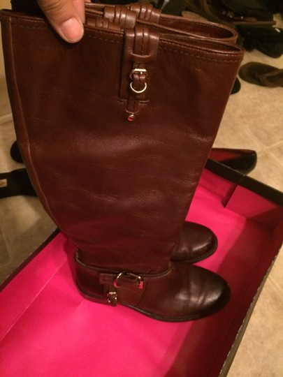 Vince Camuto Riding Leather Fall Is Here Wide Calf Comfortable Hot Summer Winterboot Studded Gold Knee High Rich Cocoa Boots
