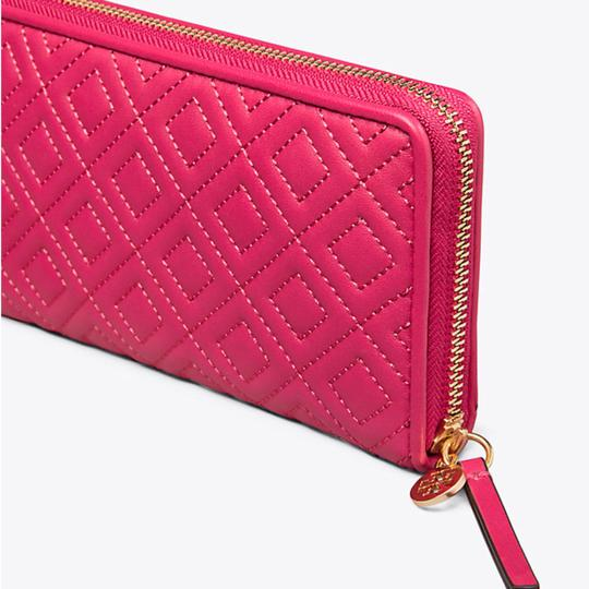 Tory Burch Fleming Zip Continental Wallet Image 2